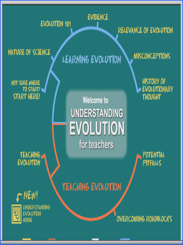 Understanding Evolution K 12 Teaching Resources from Berkeley s Museum of Paleontology
