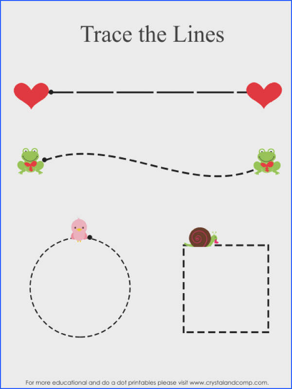 valentine do a dot printables for preschoolers and young learners