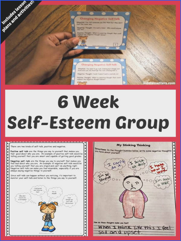 Valentine s Day Self Esteem Activity Classroom Guidance Lesson
