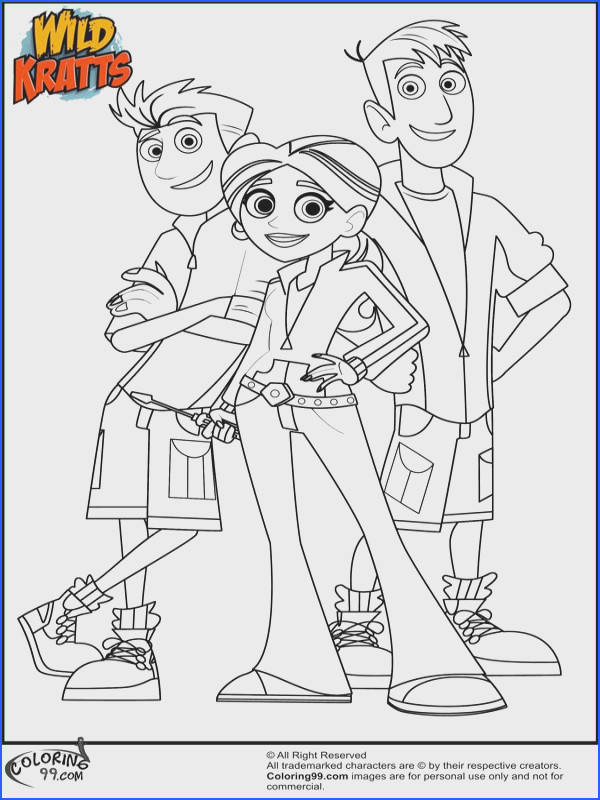 wild kratts coloring pages free online printable coloring pages sheets for kids Get the latest free wild kratts coloring pages images favorite coloring