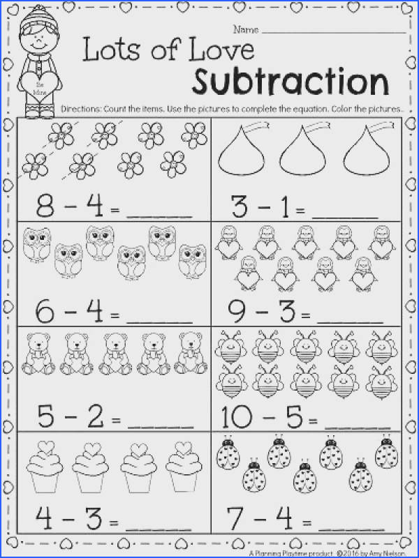 Winter Subtractions KinderLand Collaborative Pinterest