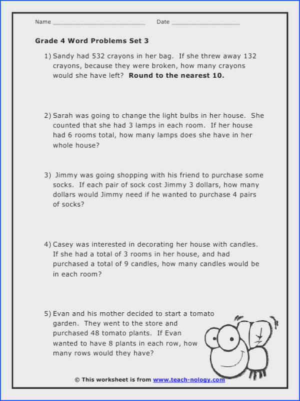 Word Problems For 7Th Grade Math Worksheets Worksheets for all Download and Worksheets