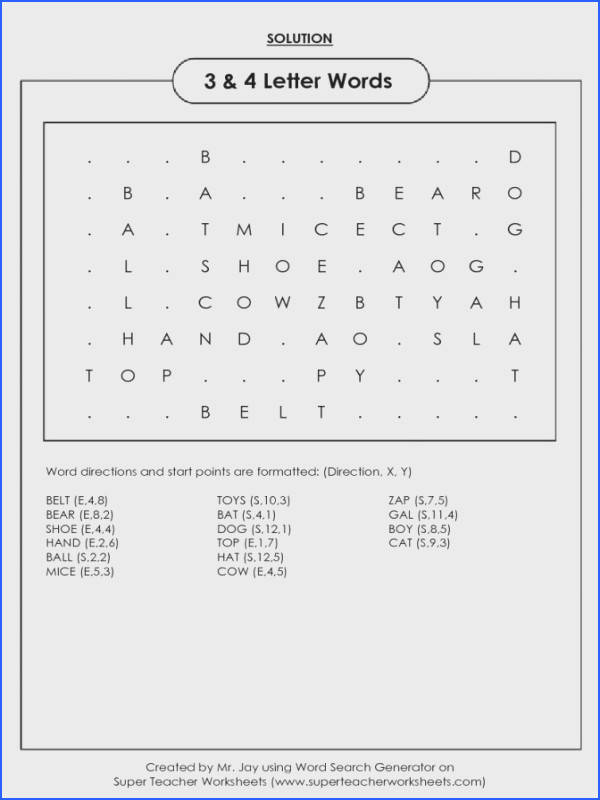 Super Teacher Worksheets Multiplication