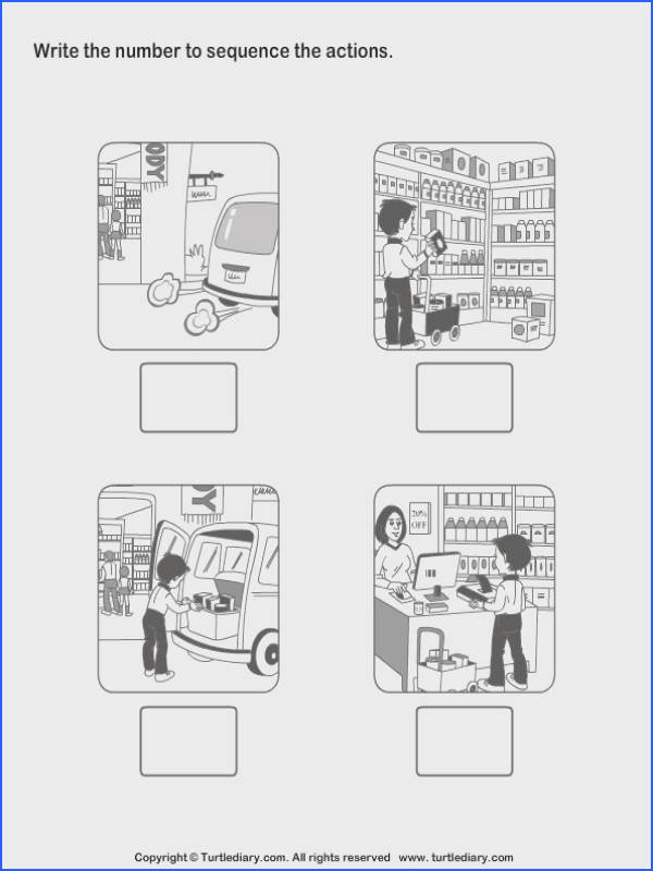 Print And Learn Picture Sequence Worksheets Free Printable Worksheet for Kids couldn t find printables but online games are available