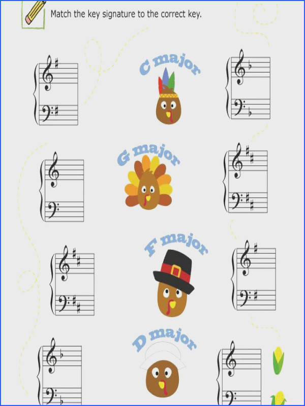 Gooble gobble Who is ready to sing in the right key