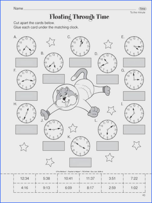 Floating Through Time Lesson Plans The Mailbox