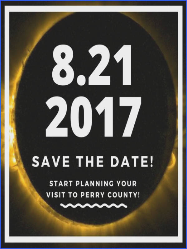 Save the Date for the Total Solar Eclipse in Perry County Missouri w
