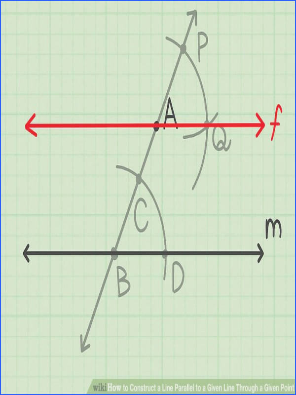 Image titled Construct a Line Parallel to a Given Line Through a Given Point Step 22
