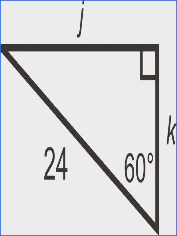 What is the height of an equilateral triangle with sides of length 3 in