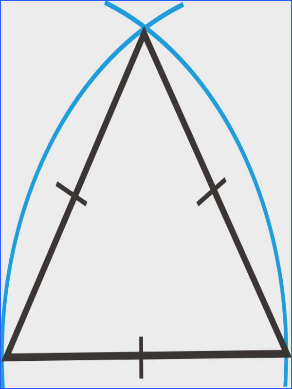 Investigation Properties of a 30 60 90 Triangle