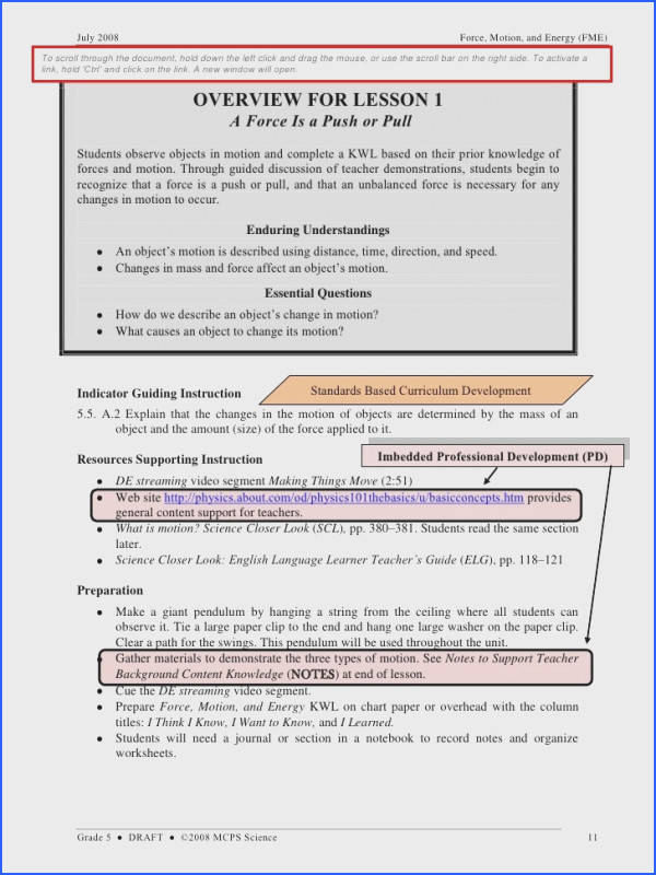 Speed Distance Time Worksheet Awesome Grade 5 Science Instructional Guide Exemplar Lesson 30 Unique Speed