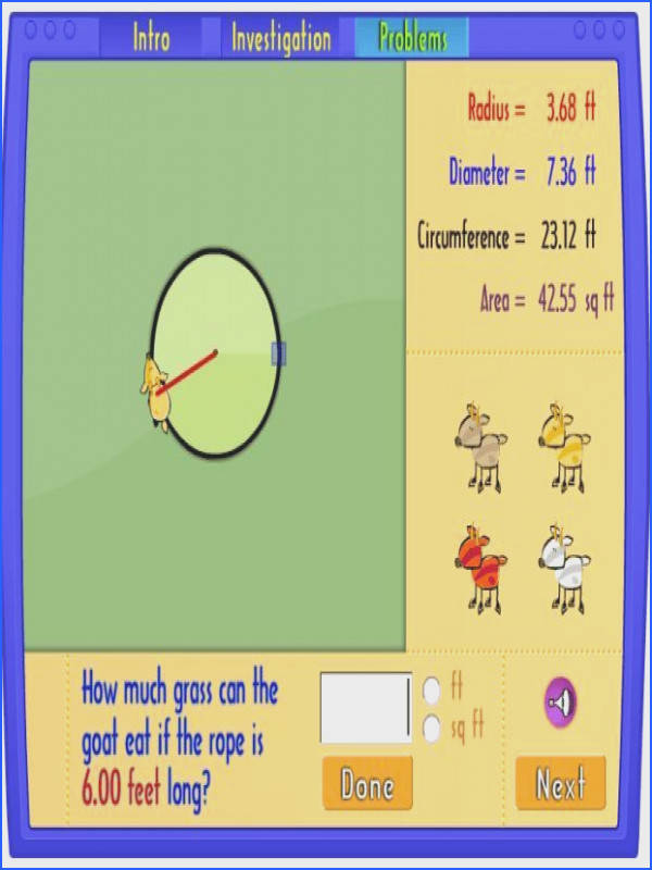 10 Activities for Finding Area and Circumference of a Circle