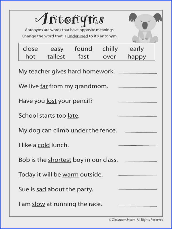 Mesmerizing Third Grade Reading Worksheets line About Best 25 2nd Grade Worksheets Ideas Pinterest
