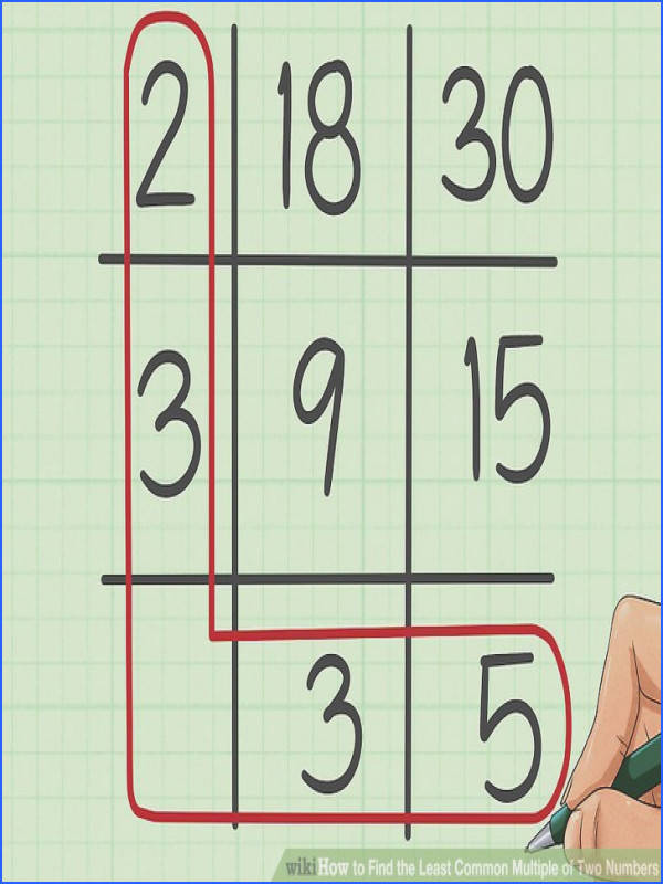 Image titled Find the Least mon Multiple of Two Numbers Step 17