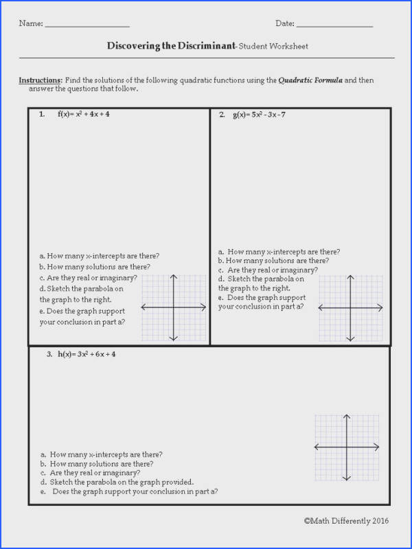 Math Differently This activity either done collaboratively or independently was designed for students