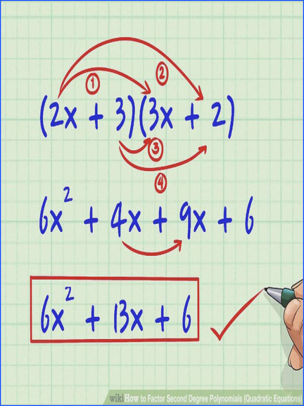 Image titled Factor Second Degree Polynomials Quadratic Equations Step 3