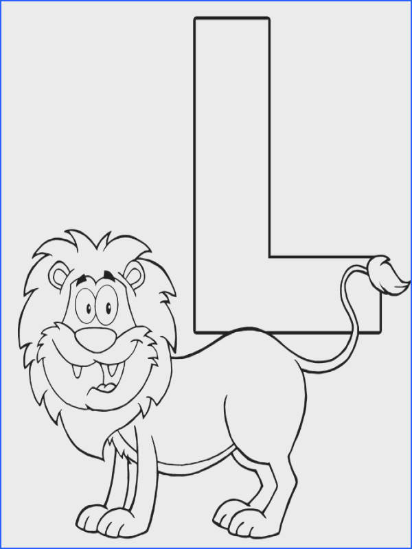 Free letter l coloring worksheets PDF These are suitable for older toddlers preschool