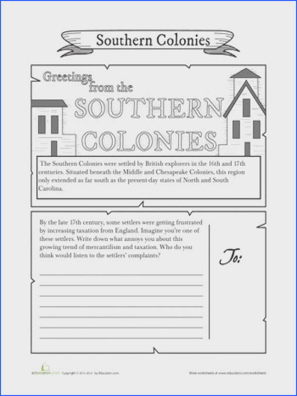 """The Southern Colonies weren t quite like what we think of as """"The South"""
