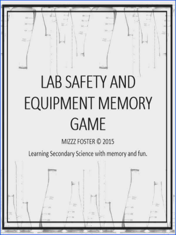 A new twist on lab safety and equipment review Many times we repeat the same