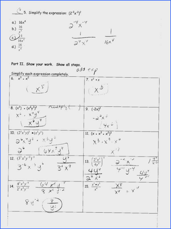 Slope Math Worksheets Algebra 1 Slope Intercept Form Worksheet Free Worksheets Library