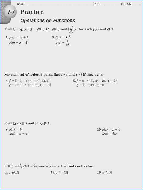 Confortable Algebra 2 Chapter 5 Quadratic Equations And Functions Answers In Algebra 2 Home Work