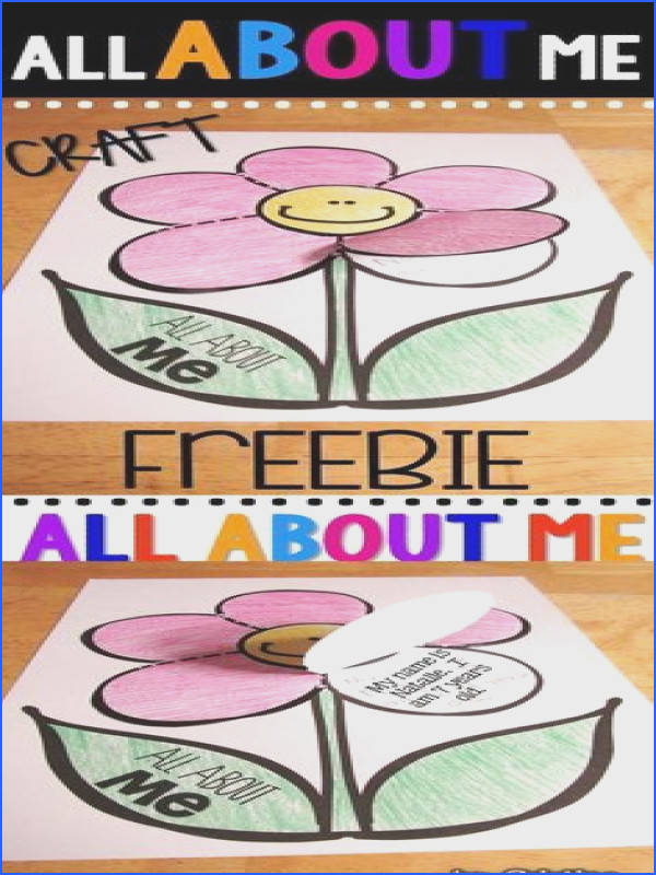 All About Me FREEBIE Looking for a simple fun activity to to