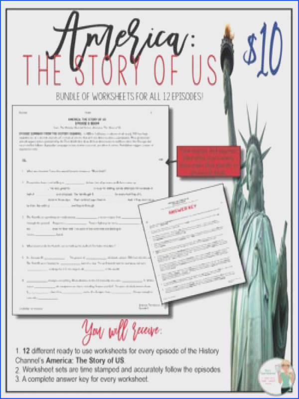 America The Story of US Episodes 1 12 BUNDLE