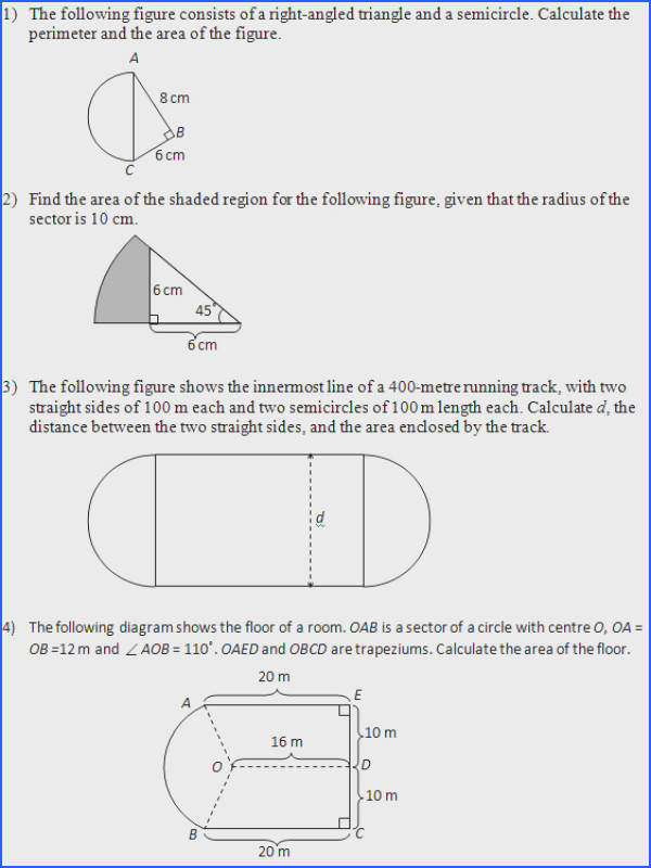 area of shaded region worksheet switchconf