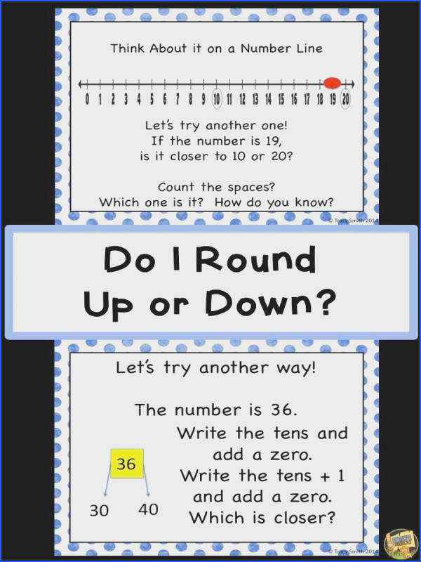 Rounding Rodeo Rounding to the Nearest 10 and 100 Grade 3 4