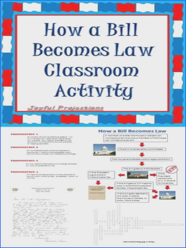 Bill of Rights Interactive Notebook Activities for Every Amendment