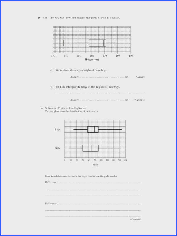 Box Plots Free Worksheets PowerPoints And Other Resources For