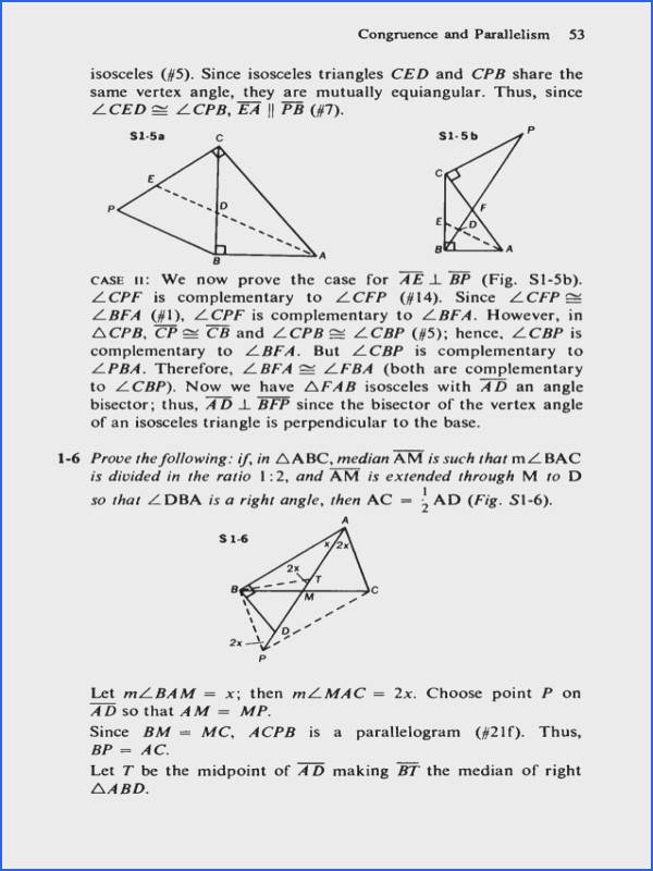 challenging problems in geometry 64 638