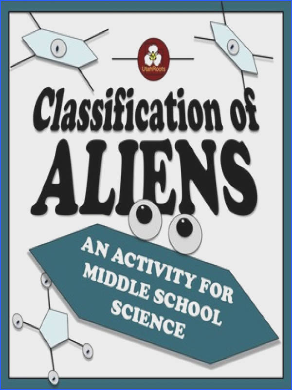 Classification of Living Things Hands Activity