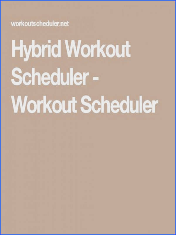 Core de Force and Body Beast hybrid workout schedule Fitness Pinterest