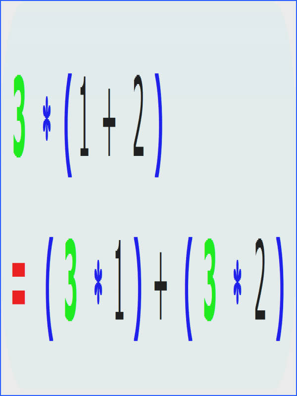 Distributive Properties Parenthesis Worksheets for all Download and Worksheets
