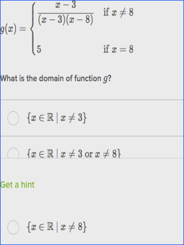determine the domain of advanced piecewise functions