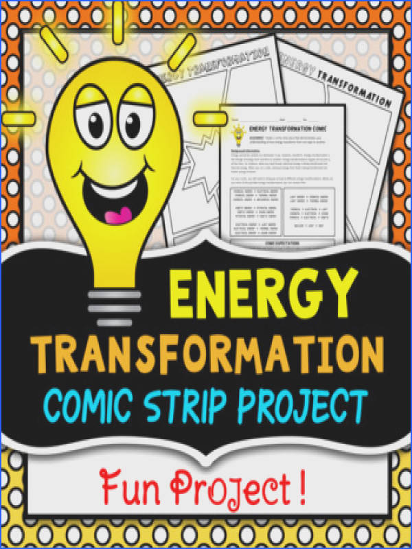 Energy Transformations Project ic Strip