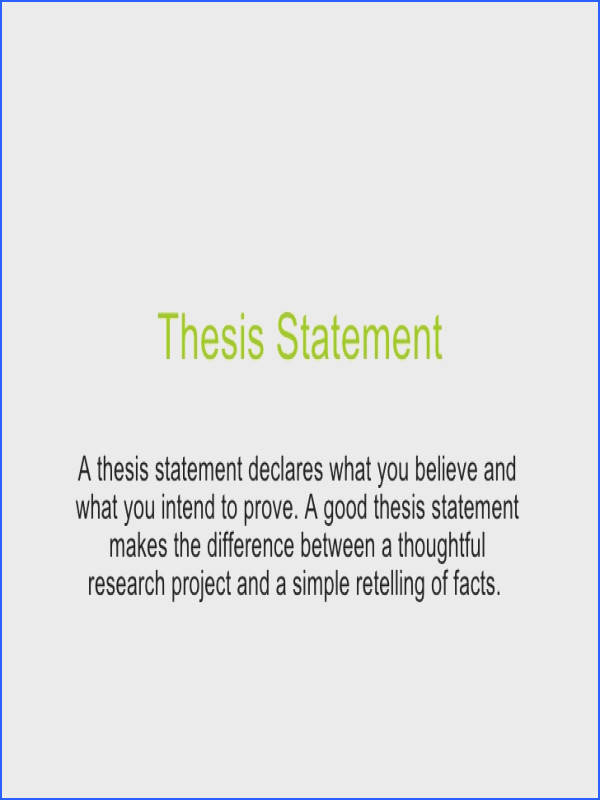 Thesis Statement Worksheets Delibertad Course Hero an example of a thesis statement for a research paperStudy