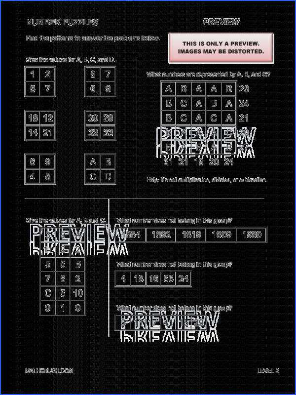 factoring polynomials from just mathematics on teachersnotebook proportion puzzle worksheets
