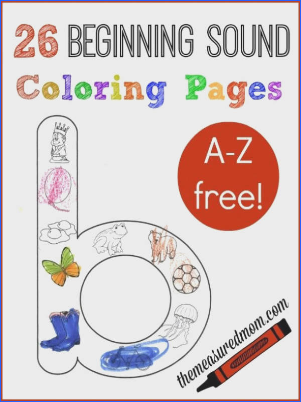 Free beginning sounds worksheets updated
