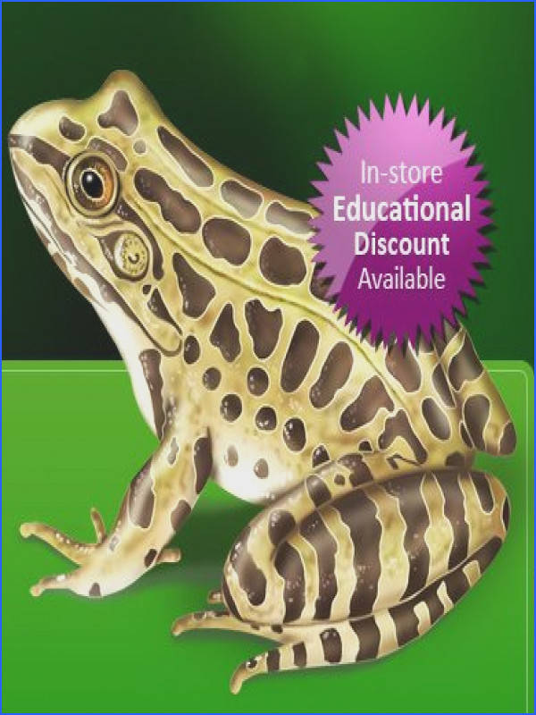 Frog Dissection app $4 for iPad $3 for PC or whiteboard