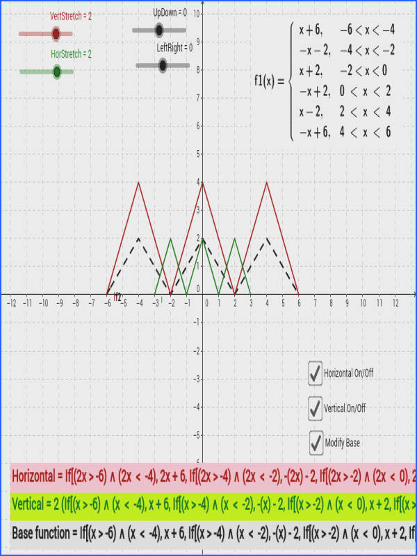 This applet can be used by teachers in a demonstration mode in the classroom or teachers can have students load it on their own puters as a worksheet to