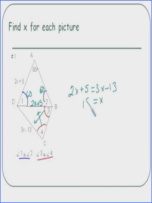 Geo 4 5 Isosceles and Equilateral Triangles