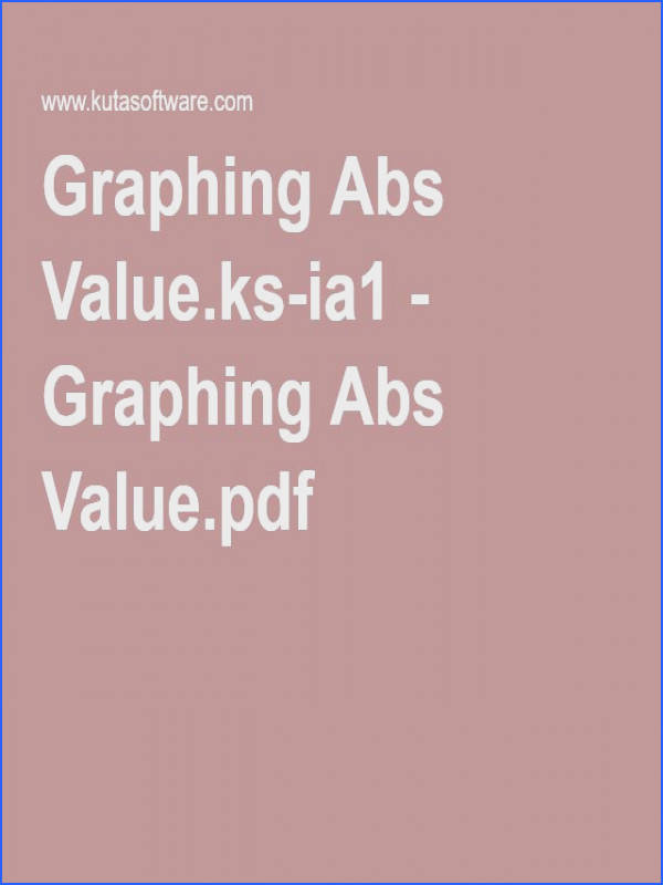 prentice hall algebra one graphing absolute value functions