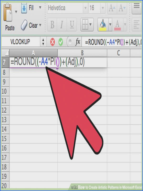 Image titled Create Artistic Patterns in Microsoft Excel Step 12