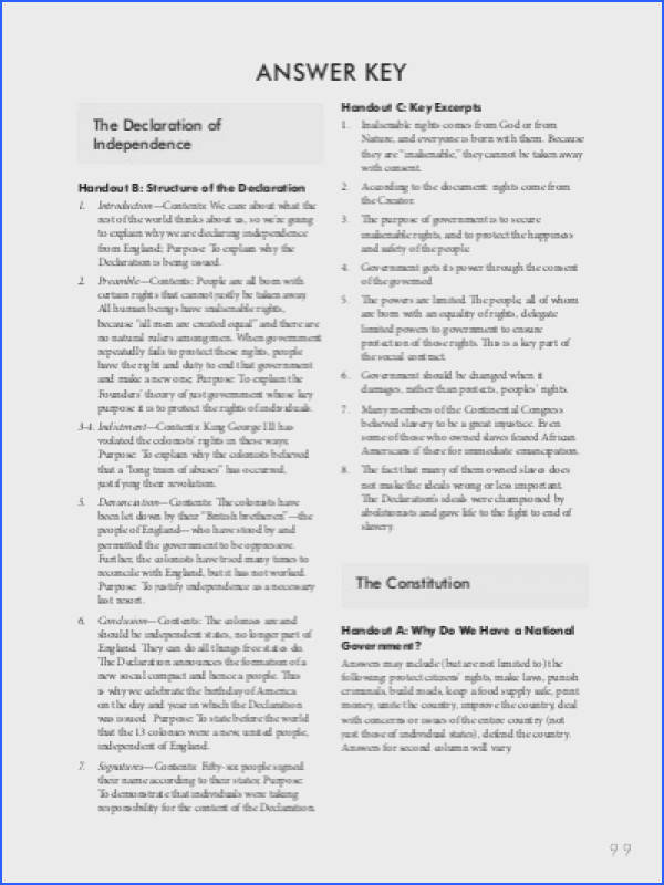 i have rights worksheet answers civil and economic freedom answer key bill of rights institute