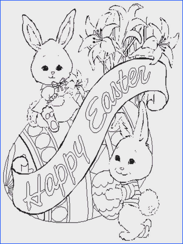 Easter Free Coloring Pages Sheets Printables for Kids