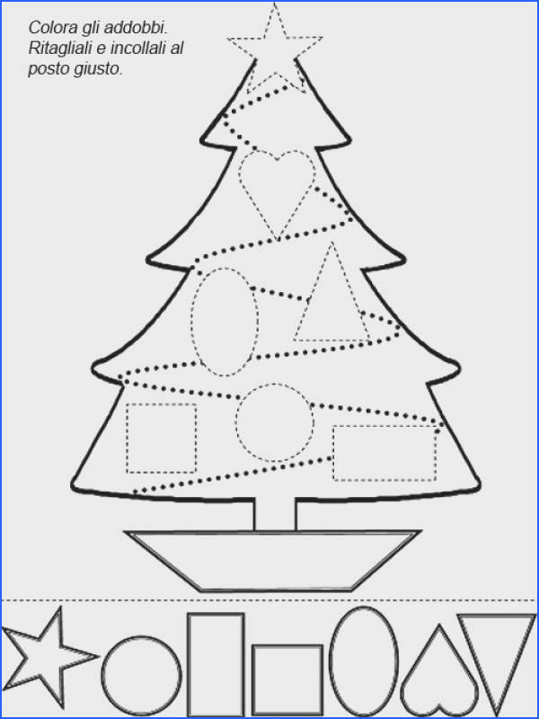 Image result for cut and paste christmas activities for kindergarten