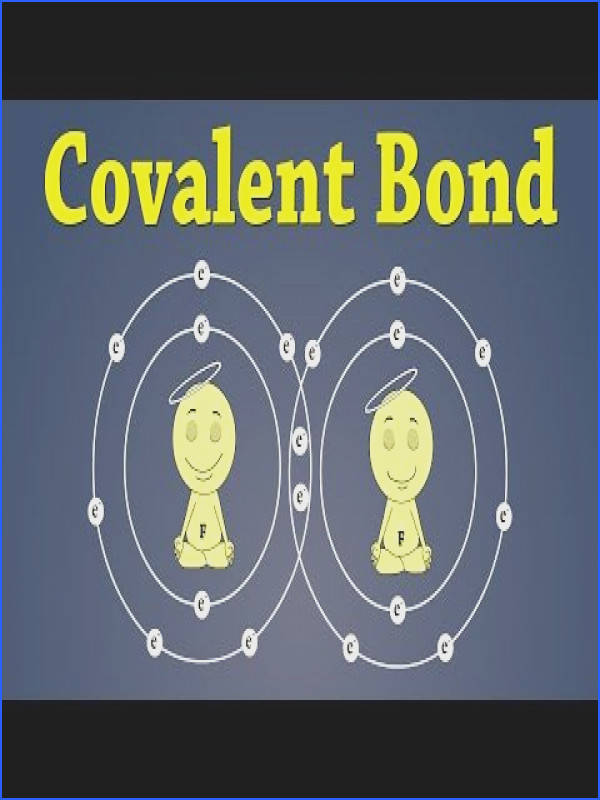 Ionic and covalent bonding animation