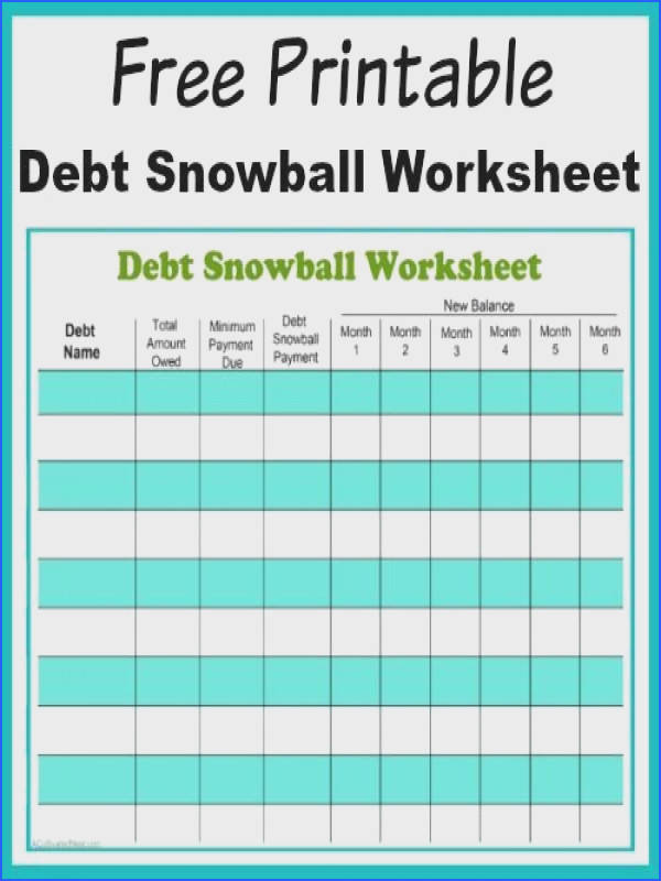 Perhaps the best way to pay down your debt is with the debt snowball method